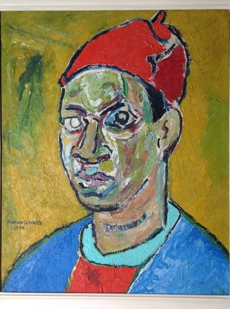 The Paintings of Beauford Delaney