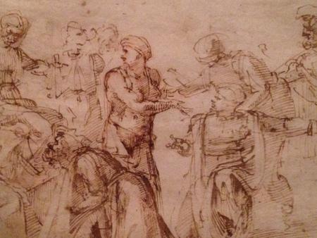 Michelangelo on Sunday
