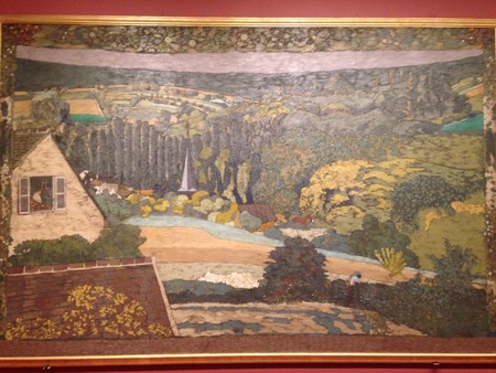 Weekend Glimpse Vuillard
