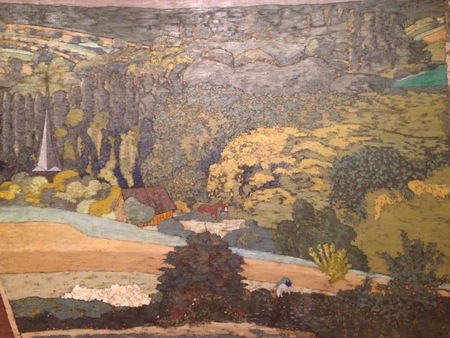 Vuillard and Vegetation