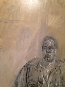 Giacometti at the New Fogg