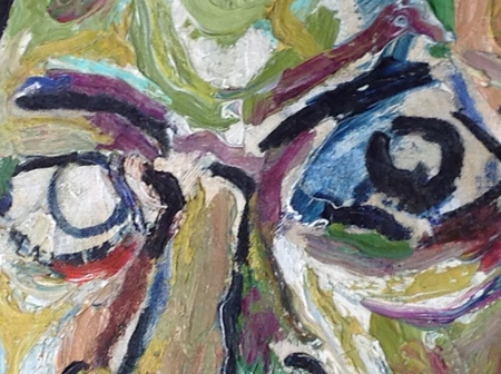 Beauford Delaney Eyes