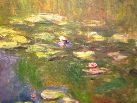 Looking Forward Monet