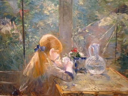 Morisot Daughter