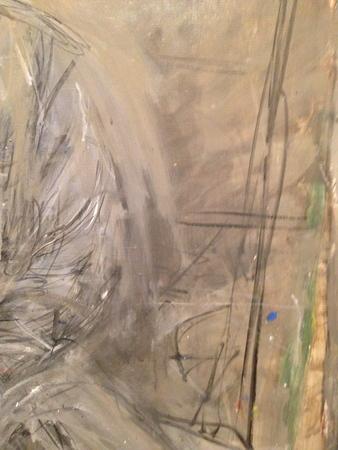 Giacometti Difficult HandWriting